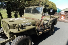 1945 Ford GPW Jeep, The Abingdon Collection 2017