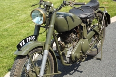 The Abingdon Collection - 1942 Matchless G3L 350cc