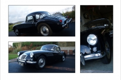 The Abingdon Collection - 1957 MGA Fixed Head Coupe