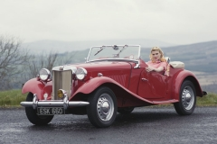 The Abingdon Collection - Vintage Life Photoshoot Gortin 2012